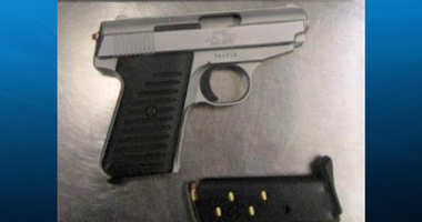 January 22, 2020 Gun found at PIT Airport