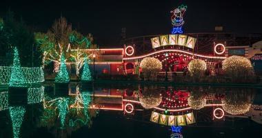 Kennywood_Holiday_Lights