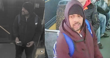 Surveillance footage of man wanted in connection with Port Authority bus driver attack on Sunday, December 8th