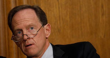 "So-called ""lie and try"" legislation to tighten one loophole in criminal background checks for gun purchases is co-sponsored by Pennsylvania U.S. Senator Pat Toomey."