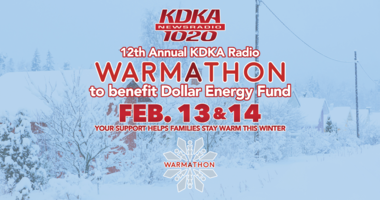 KDKA Radio Warmathon 2020
