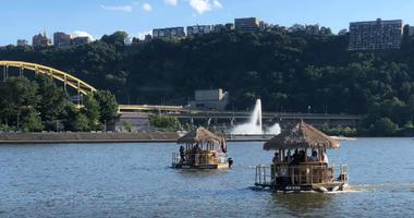 Cruisin' Tiki in Pittsburgh