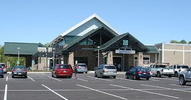 New Stanton PA Turnpike service plaza