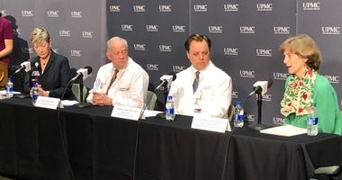 UPMC and local officials update coronavirus prep