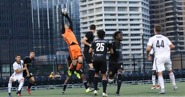 Hounds Gearing Up For First Playoff Game At Highmark Stadium