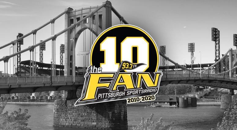 93.7 The Fan 10th Anniversary
