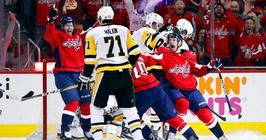 Washington Capitals, Pittsburgh Penguins