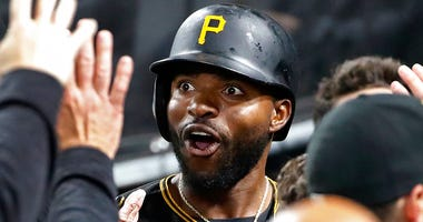 Pittsburgh Pirates' Gregory Polanco
