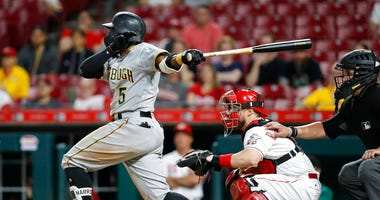 Pittsburgh Pirates' Josh Harrison