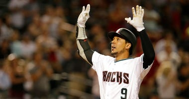 Arizona Diamondbacks' Jon Jay