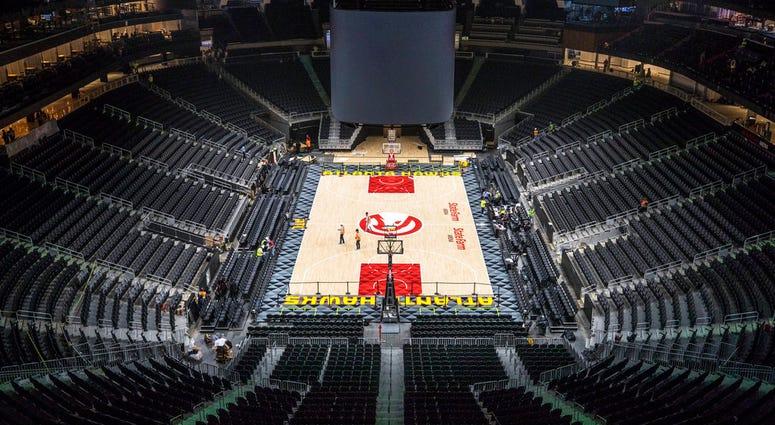 Hawks Arena