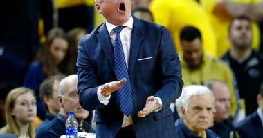 Penn State coach Pat Chambers