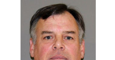 This booking photo provided by the Denton County Jail shows John Wetteland