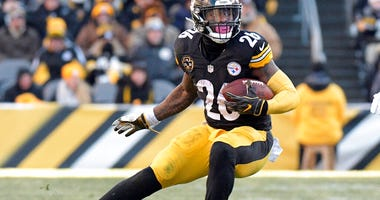 Pittsburgh Steelers running back Le'Veon Bell
