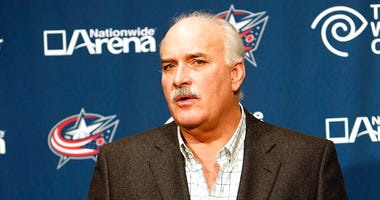 John Davidson, Columbus Blue Jackets director of hockey operations