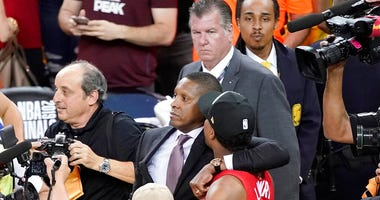 Toronto Raptors general manager Masai Ujiri