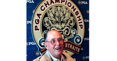 golf course architect Pete Dye