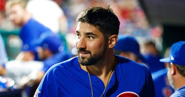 Chicago Cubs' Nicholas Castellanos