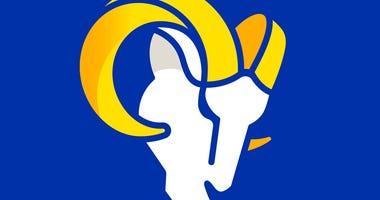 New LA Rams Logo