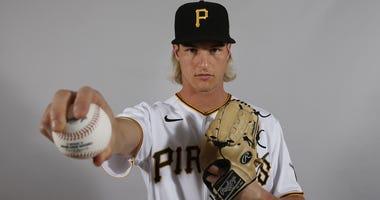 Blake Cederlind Pirates