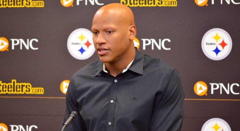 Steelers LB Ryan Shazier updates his health status