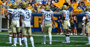 Pitt defense