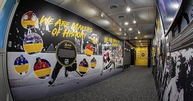 black hockey history museum