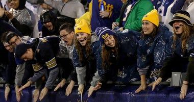 Pitt Panthers Fans