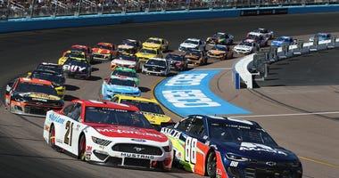 NASCAR Cup Series FanShield 500 at Phoenix Raceway