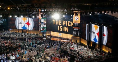NFL Draft Pittsburgh Steelers Pick