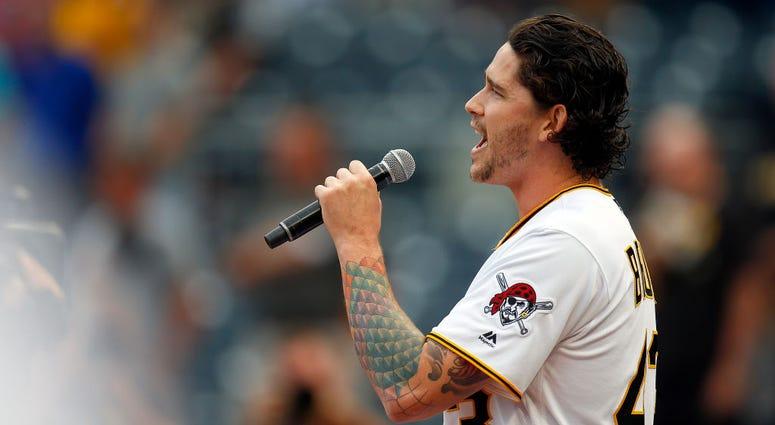 Pittsburgh Pirates' Steven Brault