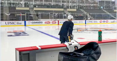 Jake Guentzel returns to the ice on June 10,2020
