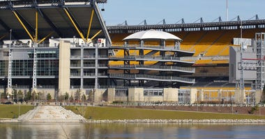 Masks Will Be Required If Fans Are Able To Enter Heinz Field This Season
