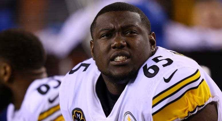 Steelers OT Jerald Hawkins