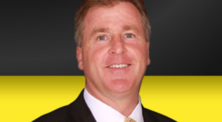 Greg Brown/ Pirates Broadcaster