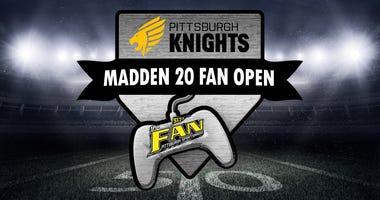 Pittsburgh Knights Madden 20 Fan Open