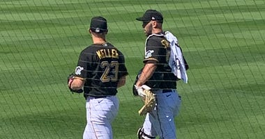 Pirates Starter Mitch Keller.