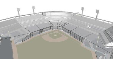 PNC Park Netting