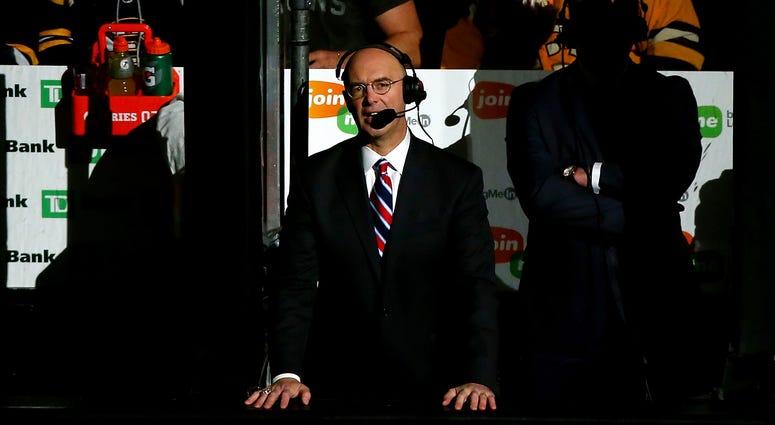 NHL Insider Pierre McGuire