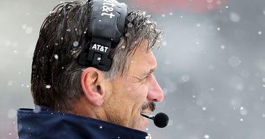 Former Pitt Football Head Coach Dave Wannstedt