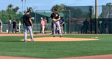 Pirates Reliever Blake Cederlind