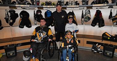Pittsburgh Penguins Make-A-Wish