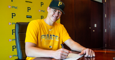 Photo Credit: Pittsburgh Pirates