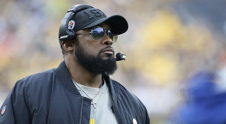 Mike Tomlin picture