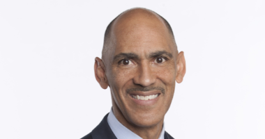 NFL Hall Of Famer Tony Dungy