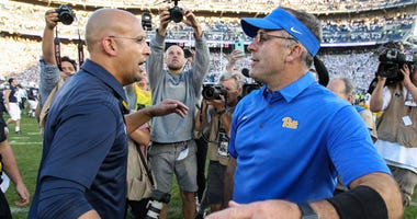PSU's James Franklin & Pitt's Pat Narduzzi