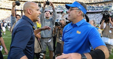 James Franklin and Pat Narduzzi