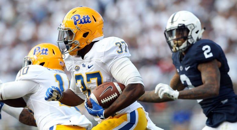 Pitt vs Penn State