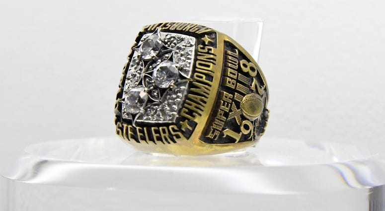 Super Bowl XIII Ring