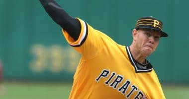Pireates Starter Nick Kingham Impresses In His Major League Debut